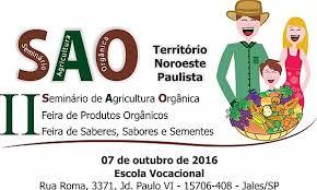 Seminário vira referência para produtores de orgânicos